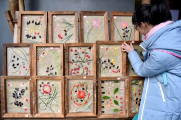 冬休みに無形文化遺産を体験 貴州省丹寨県