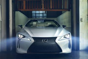 レクサス、デトロイトモーターショーでコンセプトカー「LC Convertible concept」を世界初公開