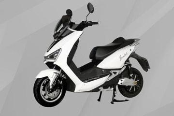 ペガが発売した電動バイクの新モデル「ニューテック」(同社提供)