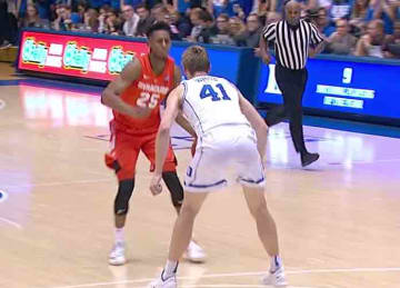 No. 1 Duke basketball falls to unranked Syracuse