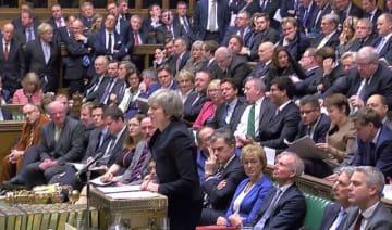 英議会EU離脱協定案否決~善後策をどう講じるか