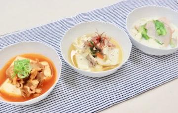 管理栄養士おすすめ!お手軽レンジ豆腐レシピ3選