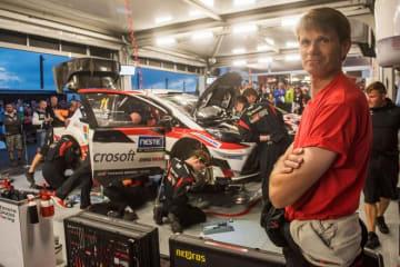 チャンピオン経験者のマーカス・グロンホルム、トヨタ・ヤリスWRCで第2戦スウェーデン参戦