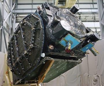 2017年に打ち上げられた衛星「みちびき3号機」