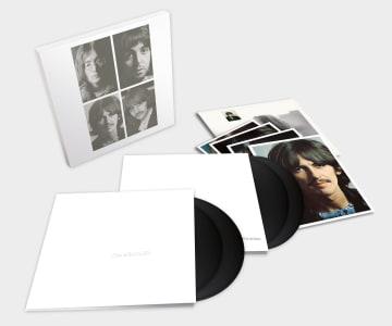 『ザ・ビートルズ(ホワイト・アルバム)』4LPデラックス・エディション