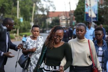 ケニアで高級ホテル襲撃 6人死亡