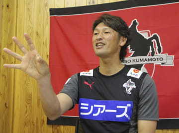 "Soccer: Ex-Japan forward Maki says ""soccer is life"" upon retirement"