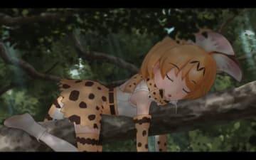 『けものフレンズ3』新作ショートアニメ制作決定(C)けものフレンズプロジェクト2G (C)SEGA