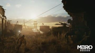 『メトロ エクソダス』広大な砂漠地帯での重厚ゲームプレイ映像が複数公開!
