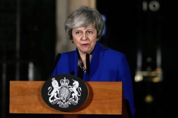 英下院、内閣不信任案を否決