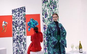 ファッションとアートの共演 香港ファッション·ウイーク