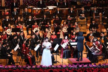 大型オリジナル交響曲コンサート、北京で開催