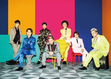 18日放送の「ミュージックステーション」2時間スペシャルに出演する「DA PUMP」