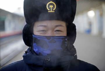 国境を見守る満洲里駅、心暖まるおもてなし 内モンゴル自治区