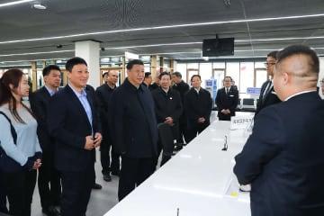 習近平氏、雄安新区の起業家を激励「歴史の好機をつかめ」