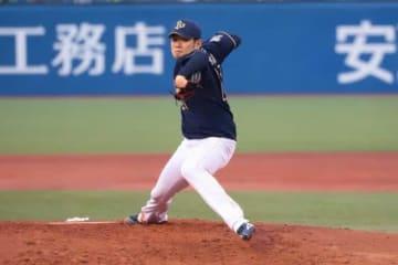 今季から阪神でプレーする西勇輝【写真:荒川祐史】