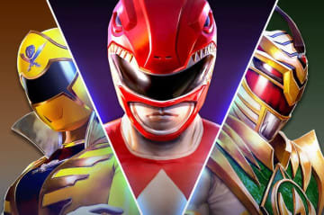 "『Power Rangers: Battle for the Grid』発表―海外版""戦隊ヒーロー""の新作格ゲー!"