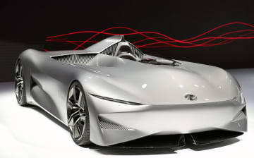 最新型コンセプトカー、北米国際オートショーに登場