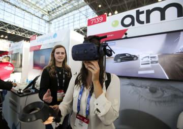 全米小売業協会がNYで年次総会、技術革新で業界に新風