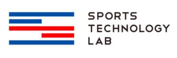 「Sports Technology Lab」のロゴ。(画像:博報堂DYホールディングス、博報堂DYメディアパートナーズ発表資料より)