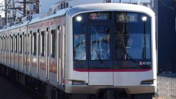 列車にはねられ男性死亡 東武東上線 みずほ台駅