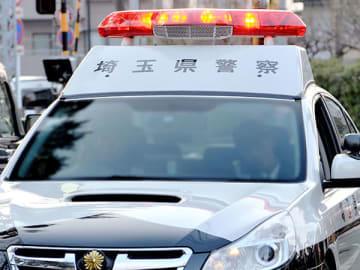酒酔い運転で車に追突、容疑の男送検=岩槻署