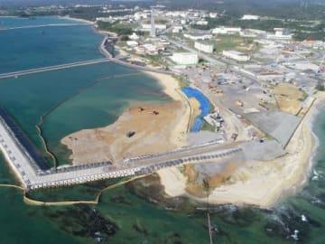 土砂見積もり1社のみ 辺野古新基地工事 単価割高、総工費の77%に