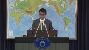 「日本海」の呼称変更は必要なし 国際機関の協議要請に