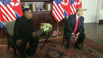 2回目の米朝首脳会談は2月下旬ごろ開催 米・ホワイトハウス発表