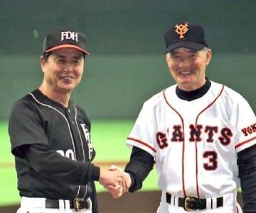 ソフトB王会長、盟友長嶋氏回復喜ぶ 「元気で輝いていて」