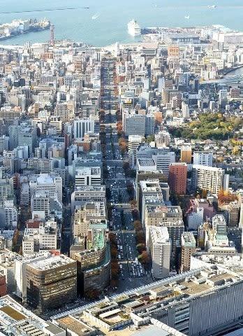 博多の魅力、点から面へ 再開発「コネクティッド」始動 高さ、容積率特例不透明