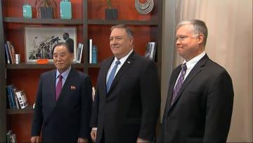 米朝首脳会談は2月下旬 開催場所は「後日発表」