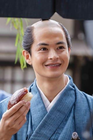 19日スタートのNHKの時代劇「幕末グルメ ブシメシ!2」に主演する瀬戸康史さん (C)NHK