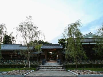 風景・まちづくり部門の景観賞「エグゼクス・ガーデン」