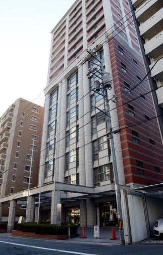 広島県などが開学を目指す新大学の最有力候補地となった広島国際大広島キャンパス(広島市中区)