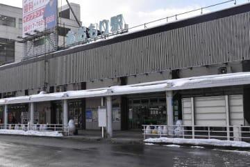 建設から今年60年の節目の年を迎えた青森駅
