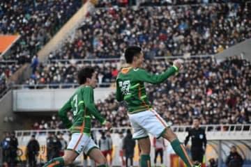 優勝した青森山田