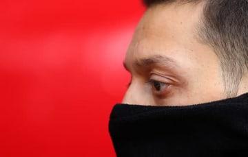 アーセナルのエジル photo/Getty Images