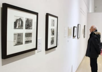 緻密に描く魅惑の世界 新津美術館 エドワード・ゴーリー展
