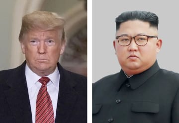 美北정상회담, 2월 말 개최 결정