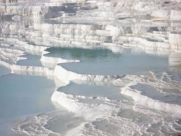 第12回:一生に一度は行くべき!CAオススメ世界の絶景ガイド「トルコ・パムッカレ」