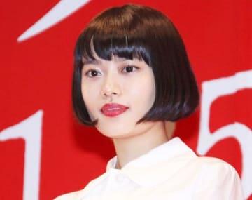 映画「十二人の死にたい子どもたち」のジャパンプレミアに登場した杉咲花さん
