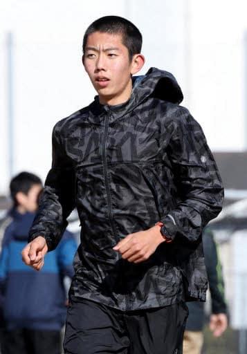 「区間賞にはこだわらず、まずはいい流れをつくる」と堅実な走りを期す広島の梶山