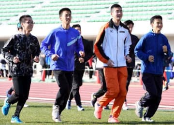 初優勝への鍵を握る群馬の高校生たち
