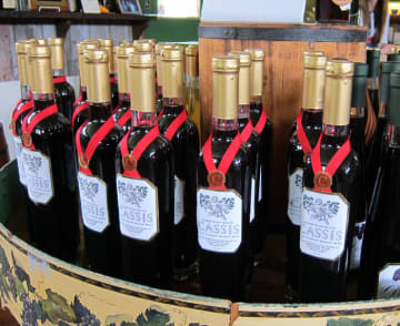 「ロサンゼルス国際ワイン・コンペティション」で金賞を獲得した「カシス(CASSIS)」