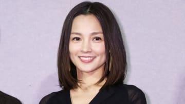 ドラマ「ベトナムのひかり~ボクが無償医療を始めた理由~」の会見に登場した国仲涼子さん