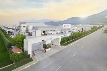 ロッテケミカルは、ロッテ尖端素材のBelenco買収を通じてエンジニアストーンで世界5位を目指す(ロッテケミカル提供)