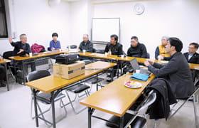 室蘭の歴史を知る市民有志の勉強会「てつまち講座」