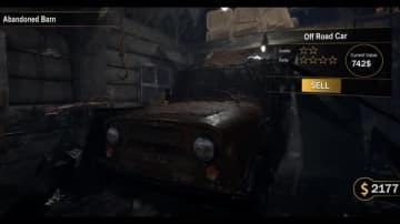眠れるお宝発掘シム『Barn Finders』トレイラー公開!ガレージや納屋を捜索し、骨董品を探し出せ