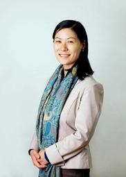 世界経済フォーラムの年次総会ダボス会議で共同議長を務める坂野晶さん(関西学院大提供)